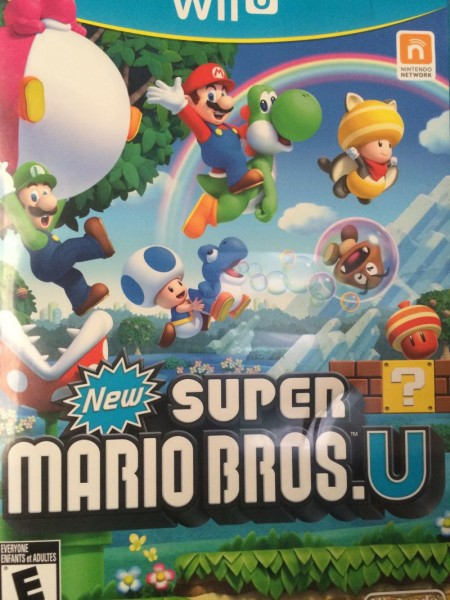Super Smash Bros. game box