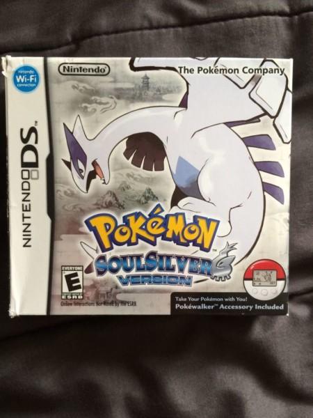 Pokemon game box