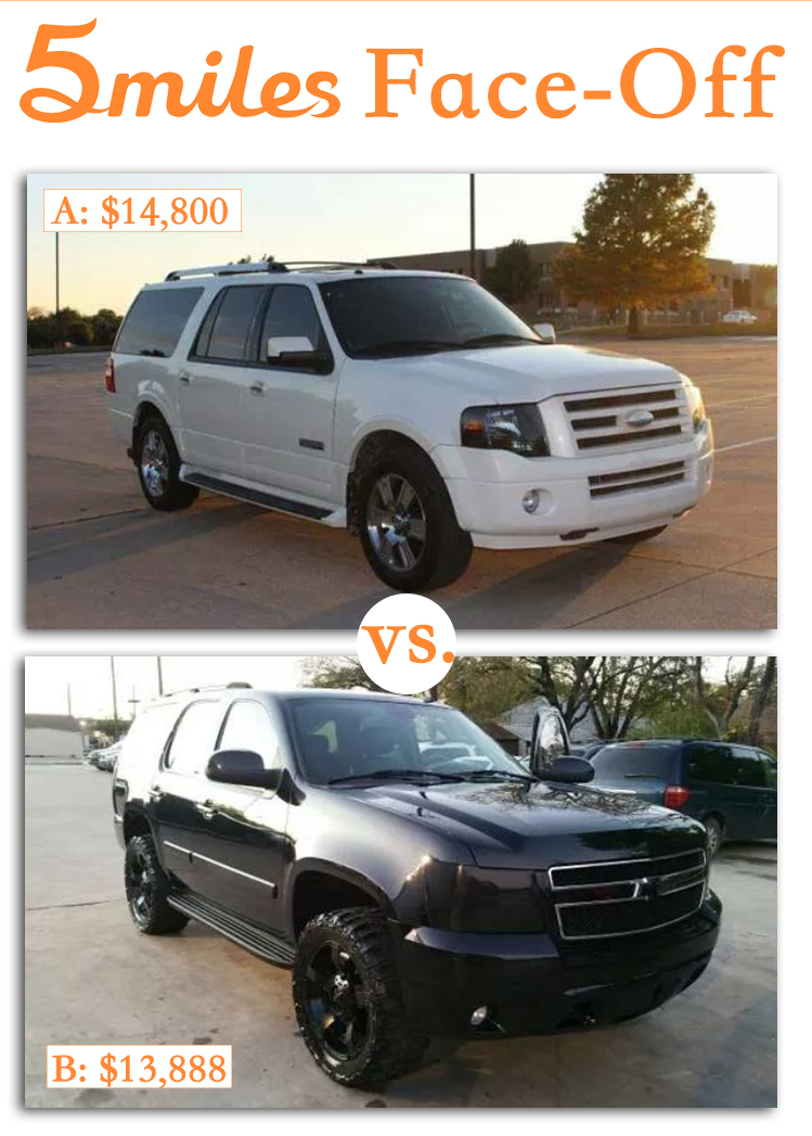 5 Miles Cars For Sale >> And We Re Off Dfw Auto Flash Sale Begins 5miles Blog