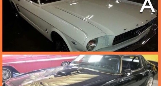 5miles Face-Off: Classic Cars