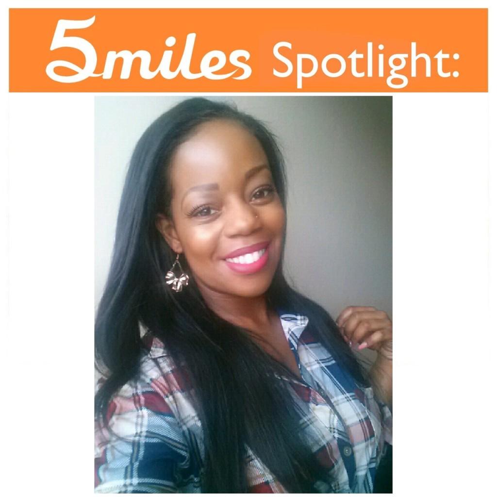 5miles Spotlight - Ashley Mathews