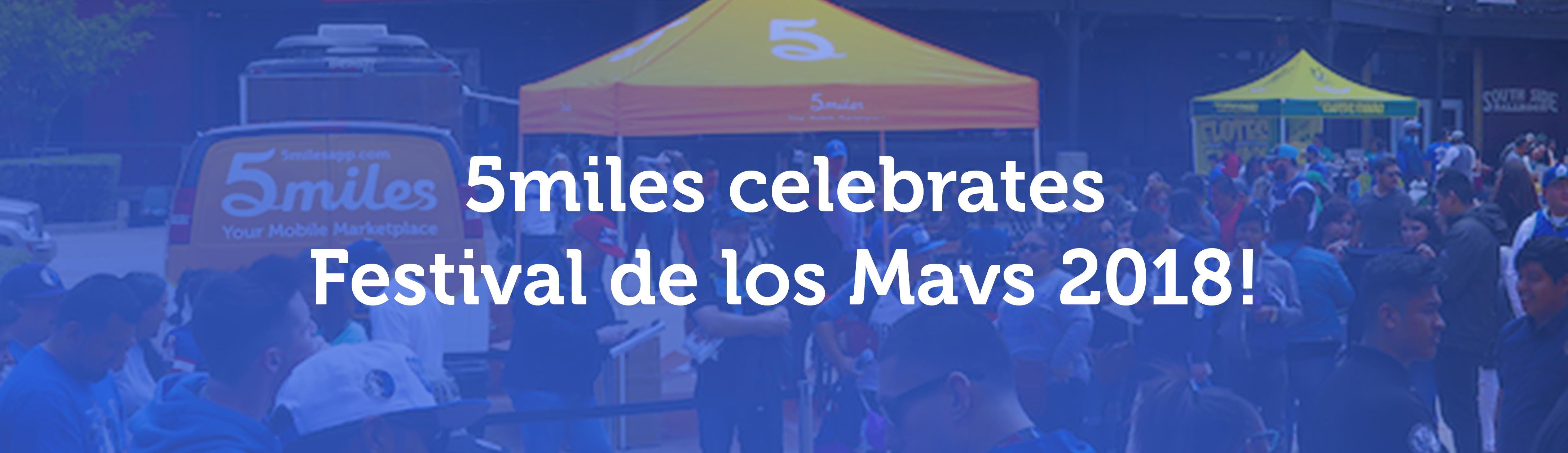 Festival De Los Mavs! 5miles celebrates Hispanic Heritage