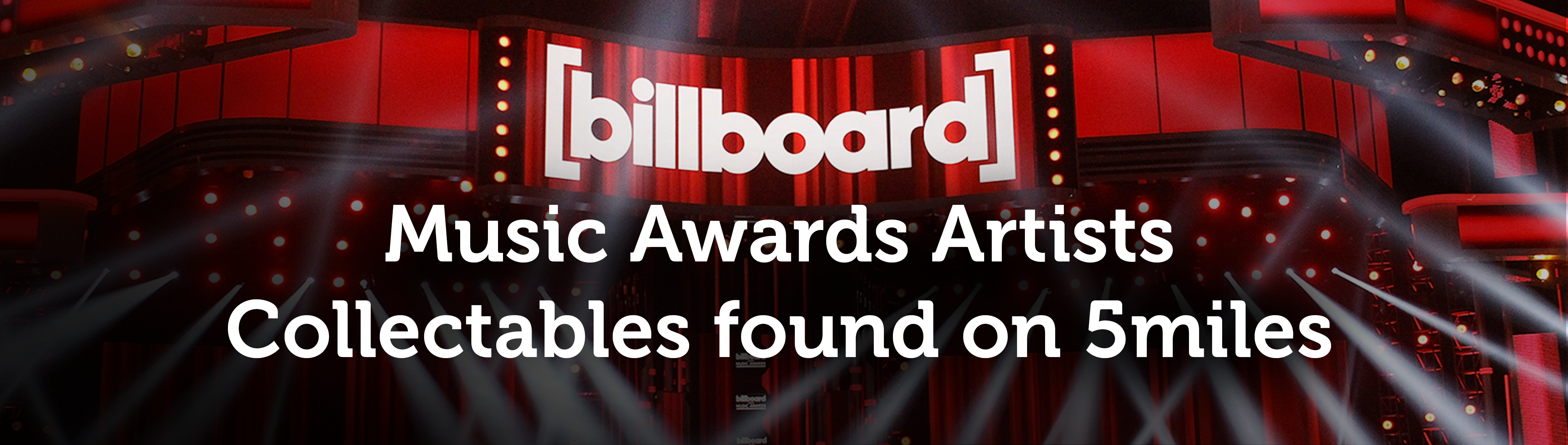 Billboard Music Awards 5miles