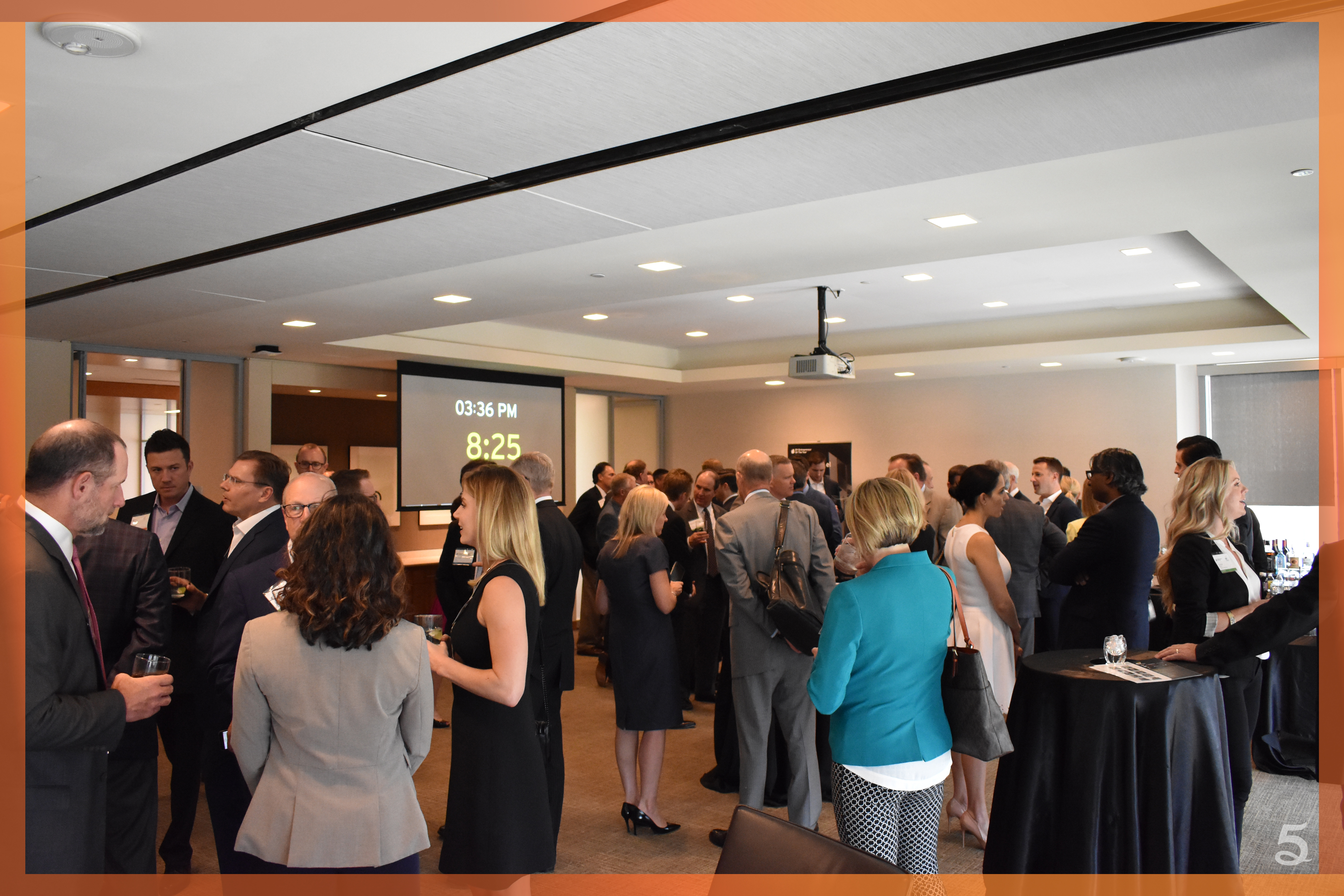 Ernst & Young Entrepreneur Of The Year Finalist Reception