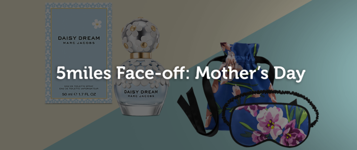 5miles Face-off: Mother's Day 2018