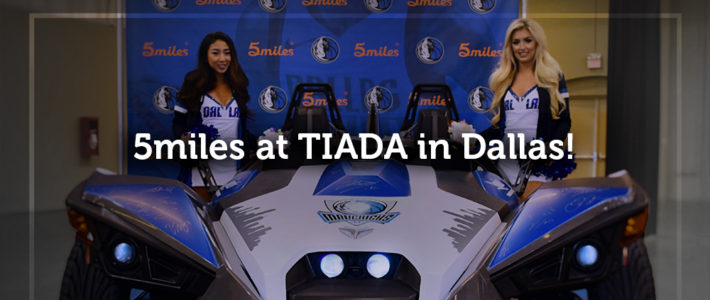 5miles Takes TIADA in Dallas – We Love Our Auto Dealers!
