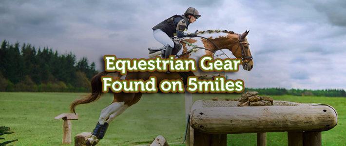 Equestrian Gear Found on 5miles