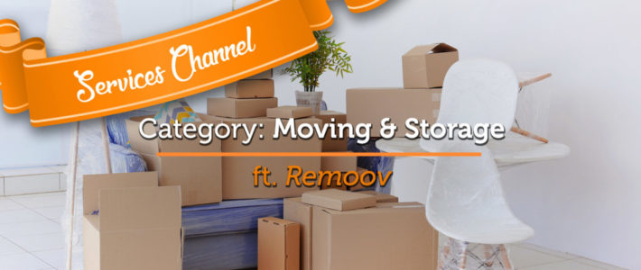 Services Channel Feature #2: Tips for Moving & Storage ft. Remoov