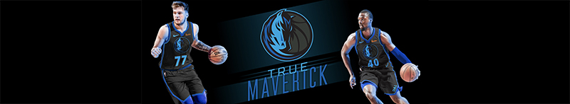 Mavs City Edition Jersey Y2 Reveal