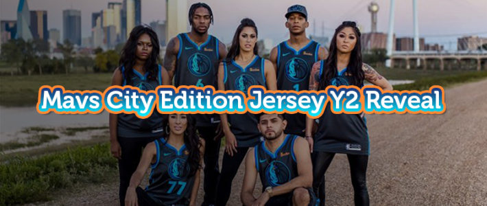The Dallas Mavericks Reveal Their City Edition Jersey Y2 ft. 5miles