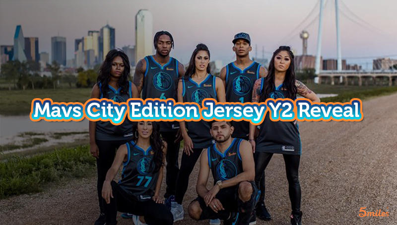 new arrivals 84687 8d06c The Dallas Mavericks Reveal Their City Edition Jersey Y2 ft ...