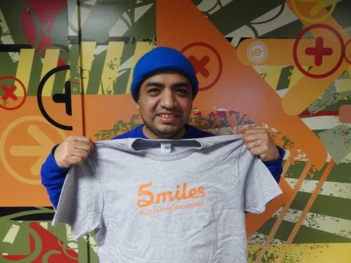 5miles User Story: Hector Monico – 5miles Blog