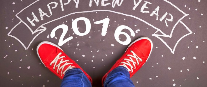 Happy New Year, 5milers! Stay safe and sound in 2016