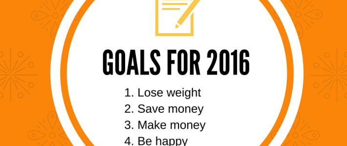 Goal for 2016: Get in shape – Happy New Year!