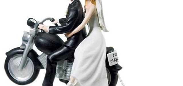 It's a nice day for a white wedding, 5miles-style