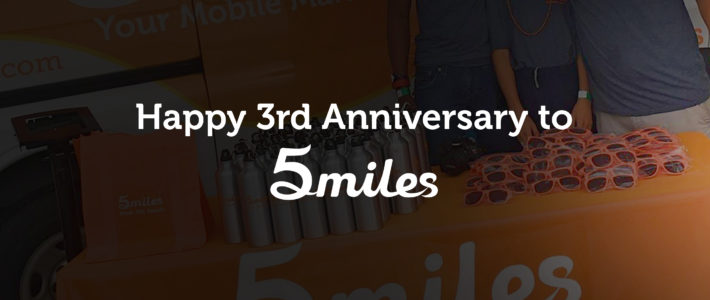 Celebrating Our Third Anniversary With New Partners and Features