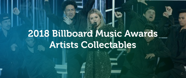 2018 Billboard Music Awards Artists Collectables on 5miles