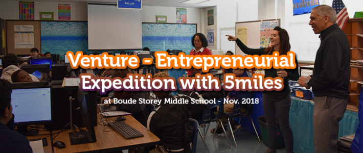 5miles Joins the Entrepreneurial Expedition: Digital Entrepreneurship Program