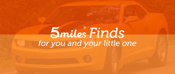 Partner with 5miles' Car Dealerships