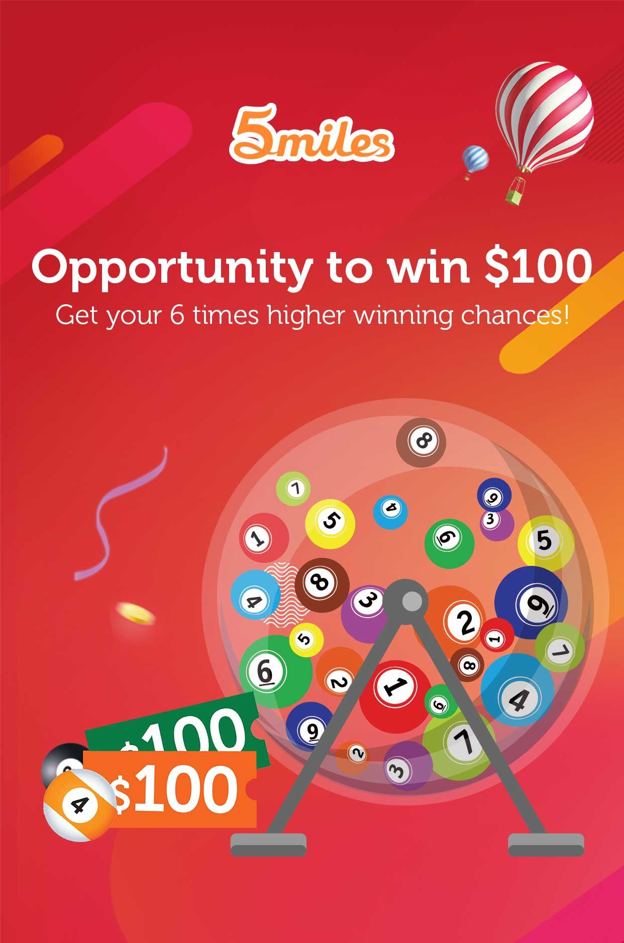 Test Your Luck on Lucky Draw : Free to Play